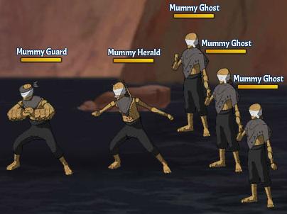 Ghostdom Land Fight 4