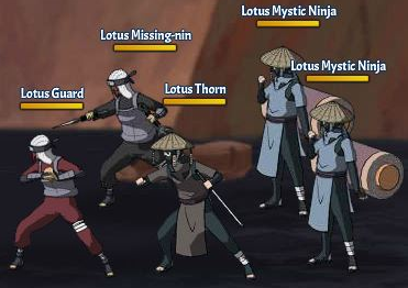 Lotus Land Fight 14