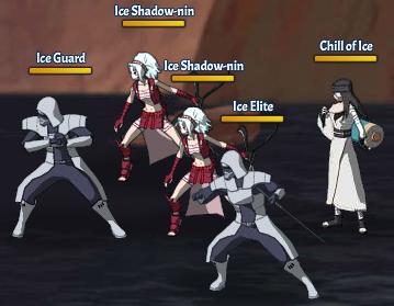 Ice Mirage Land Fight 11