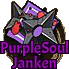 Purple soul janken