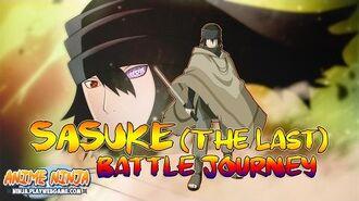 Anime Ninja - SASUKE (The Last) - Naruto Games - Browser Online Games-0