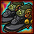 140 S Forged Crescent Moon Boots