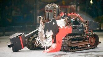 Бои роботов Бронебот 2016 - ЭПИЧНЫЙ Финальный бой и обзор русского робота победителя!