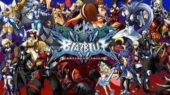 BlazBlue OST - Sword of Doom