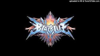 Blazblue Chrono Phantasma OST Science Fiction (Kokonoe's Theme) HD