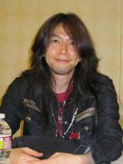 Daisuke Ishiwatari at FanimeCon 2010-05-29 1