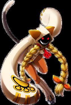 Taokaka (Chronophantasma, Character Select Artwork)