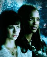 Andrea and Melinda