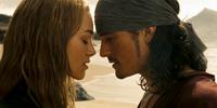 Will Turner x Elizabeth Swan