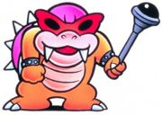 Roy Koopa with Scepter