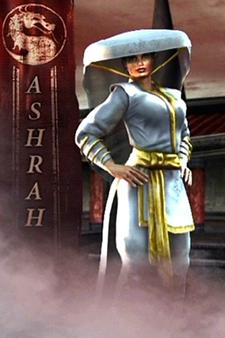 Ashrah Bio Model Deception