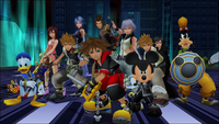 My Friends Are My Power! 02 KH3D