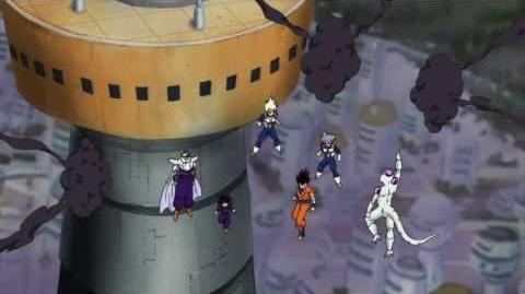 Dragon Ball Plan to Eradicate the Super Saiyans part 1