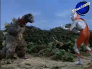 UltramanvsJirass