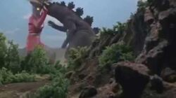 The Live Action Joneus! Ultraman Joneus vs Bedoran