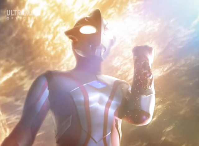 File:Mebius receives Mebius Brace from Ultra Father.png