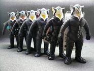 Alien Mephilas toys