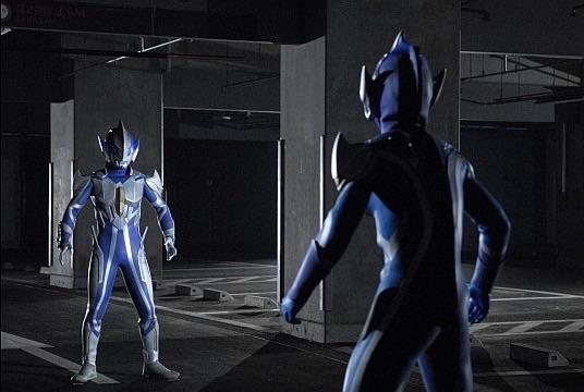 File:Ultraman Hikari vs Imitation Hikari.jpg