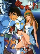 The Ultraman poster II