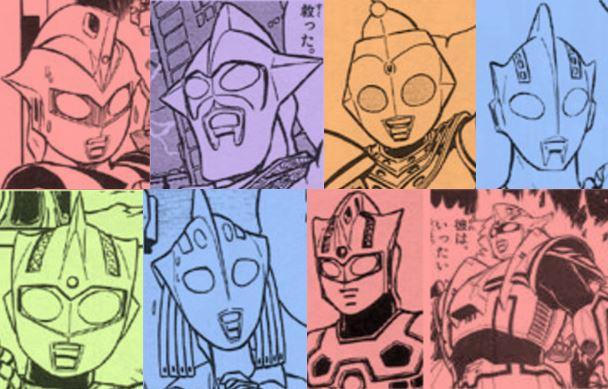 File:Ultraman Cruz, Elder, Pico, Tran, Tran's Mom, and Prometheus.jpg