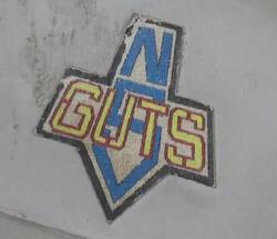 Neo Super GUTS emblem