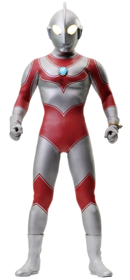 Ultraman Jack Data