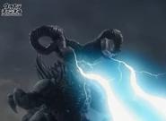 Pazuzu Horn Lightning