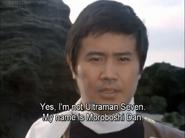 Dan in Ultraman Taro