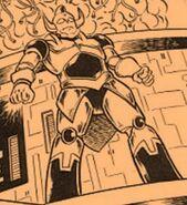 Unidentified Ultraman 4