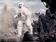 Giant White Ape