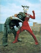 Alien Karly-Ultraman-Leo