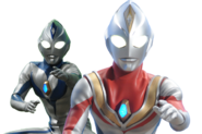 Ultraman Dyna (The 10 Ultra Warriors)