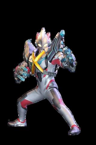 File:Ultraman x gomora armor render by zer0stylinx-d8yeq3q.png