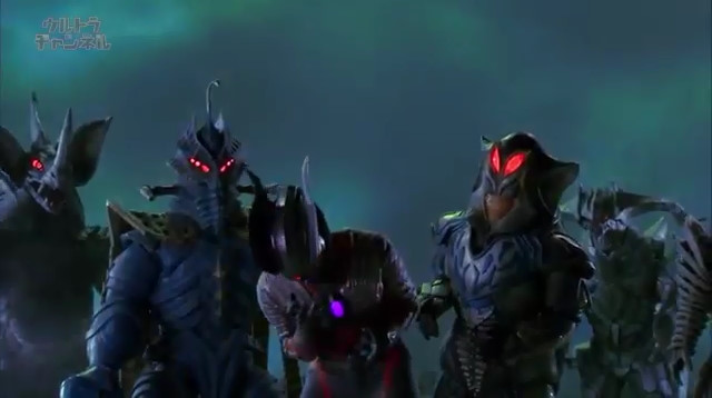 File:Darkness Four & Tyrant asking Zero Darkness(Belial) what happen to him.jpg