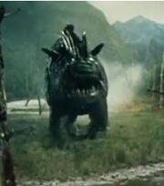 Giant Uinthatherium