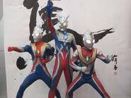 Saga Heroes Stage