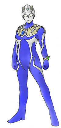 Ultraseven's wife