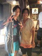 Hassei & Takeshi
