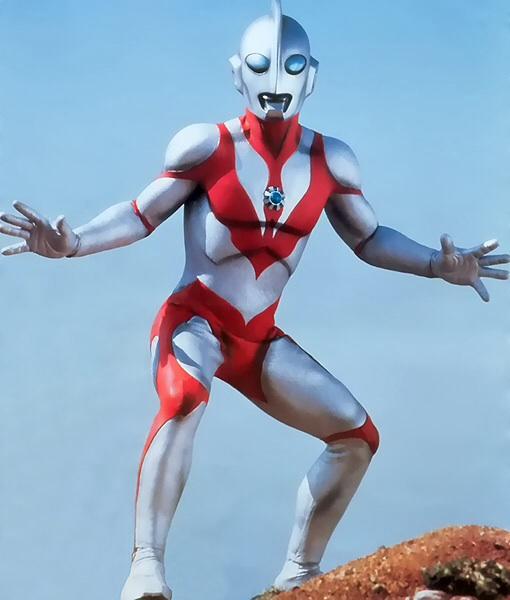 Image - Muscular ultraman powered.jpg | Ultraman Wiki ...