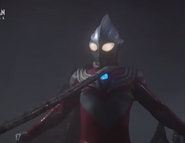 Tiga changes to Power vs Gatanothor