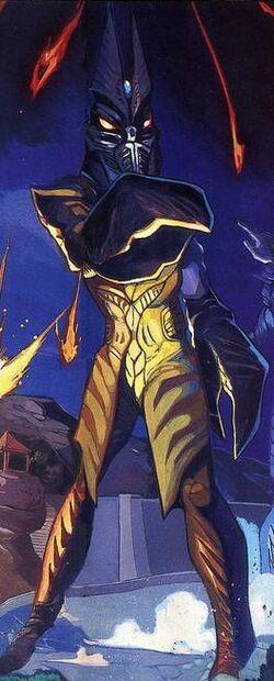 Alien Regulan Manga