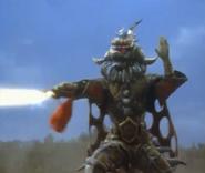 King Galtan Energy Beam