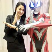 Mayu with Geed