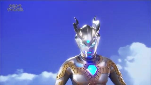 File:Shining Ultraman Zero try to say something to Belial that he.jpg