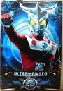 Ultraman X Ultraman Leo Card
