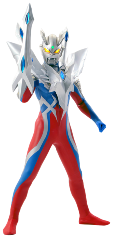File:Ultimate Zero giant render.png