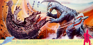 Jack and Kaiju picture book IX