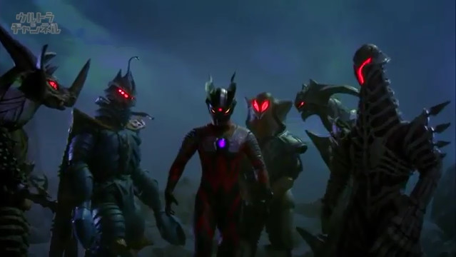 File:Zero Darkness(Belial) ask Darkness Four & Tyrant to rule the universe.jpg