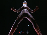 Delusion Ultraseven's first appearance