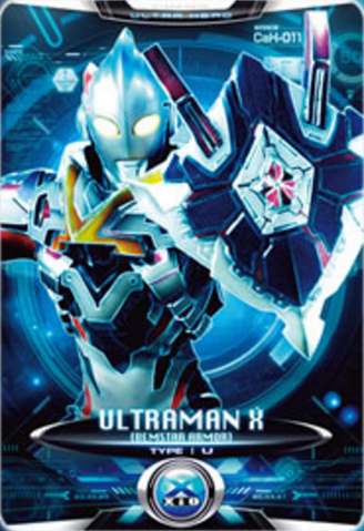 File:Ultraman X Ultraman X Bemstar Armor Card.PNG